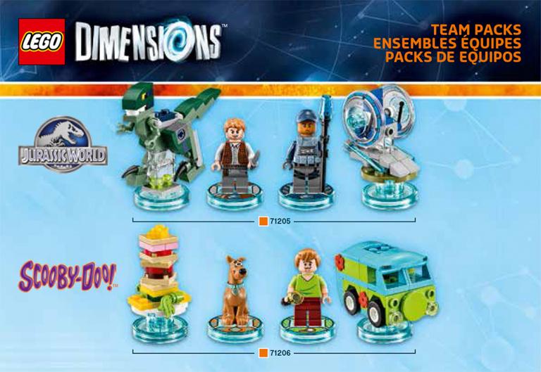LEGO Dimension : Dr Who, les Simpsons, Portal et bien d'autres confirmés