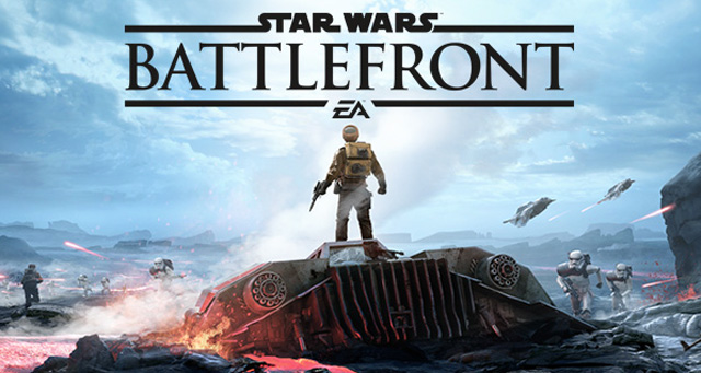 star wars battlefront le gameplay bient t pr sent et des v hicules officialis s actualit s. Black Bedroom Furniture Sets. Home Design Ideas