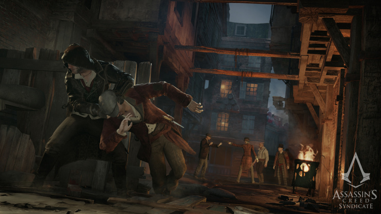 Assassin's Creed Syndicate : London Calling