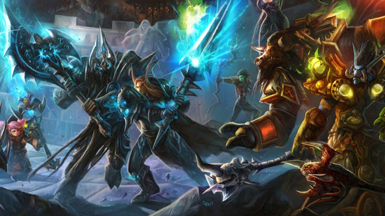 World of warcraft fait la chasse aux bots actualit s - World of warcraft sur console ...