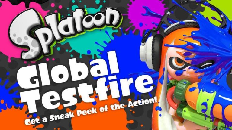 Une nouvelle session gratuite de Splatoon le 24 mai