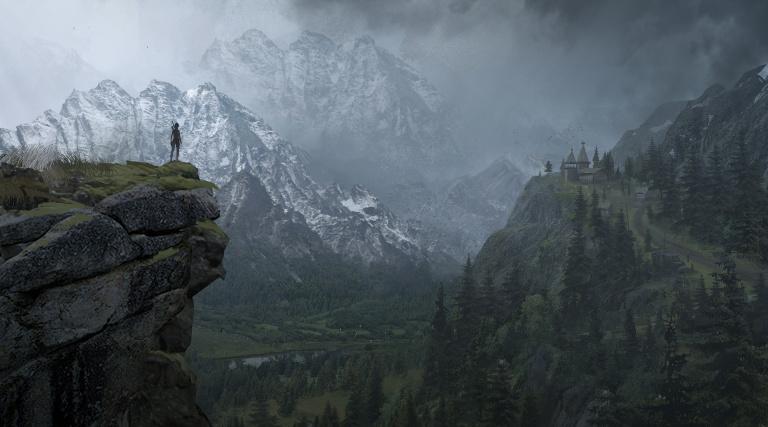 Rise of the Tomb Raider : Quatre concepts arts pour vos mirettes
