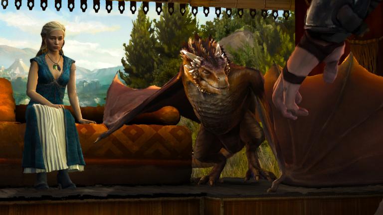 Telltale illustre Game of Thrones Episode 4
