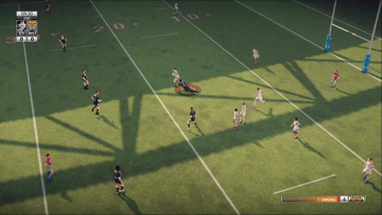 Rugby League Live 3 s'illustre à nouveau