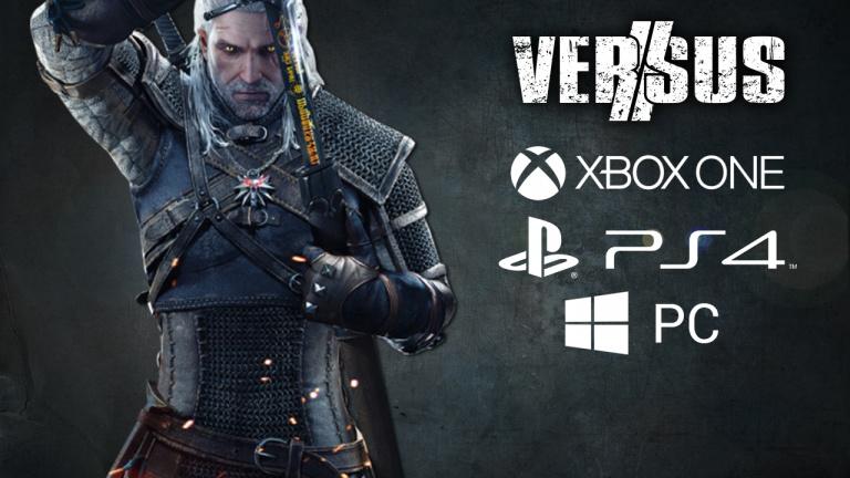 Nos 4 versus de The Witcher 3 : Wild Hunt sur PlayStation 4, Xbox One et PC