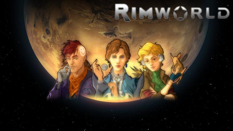 Rimworld : La conquête de l'espace - Episode 3