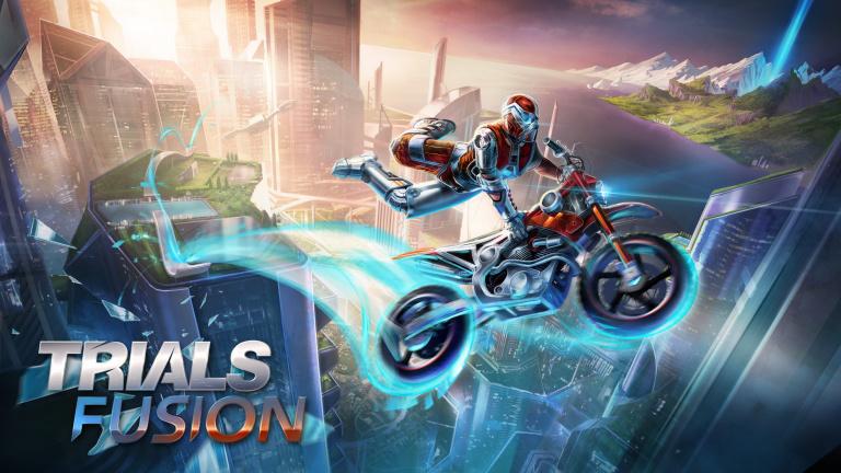 Quand Trials Fusion se la joue Mirror's Edge