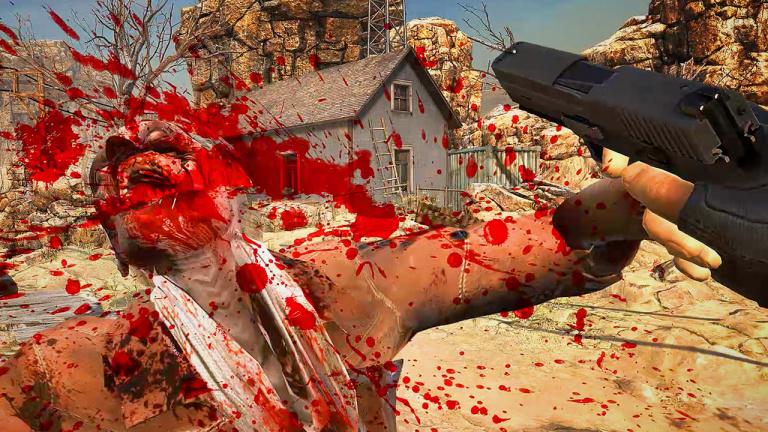 Arizona Sunshine - Des zombies en réalité virtuelle