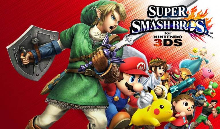 "Tournoi Super Smash Bros. à ""DS in Reims"" le 2 juin"