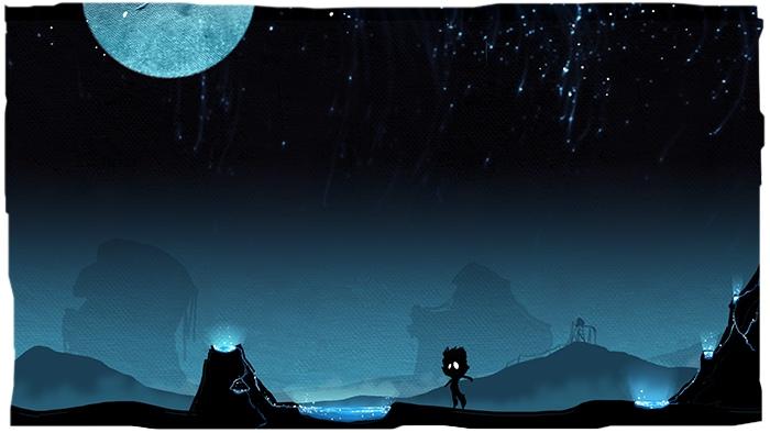 Light Fall : Un jeu de plates-formes 2D prometteur