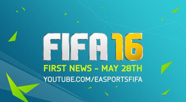 FIFA 16 officiellement annoncé