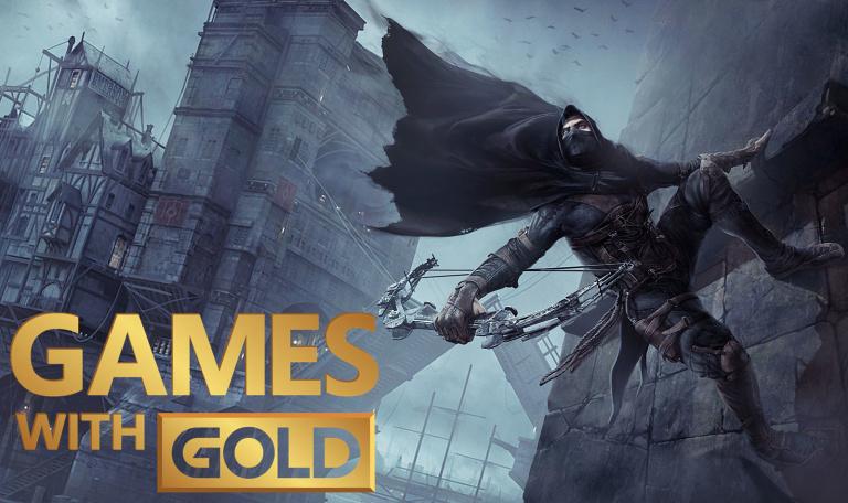 Games with Gold : Massive Chalice et Thief gratuits en juin