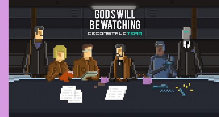 Gods Will Be Watching lance son DLC gratuit