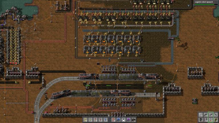 Factorio : Un jeu de gestion stratégique moderne