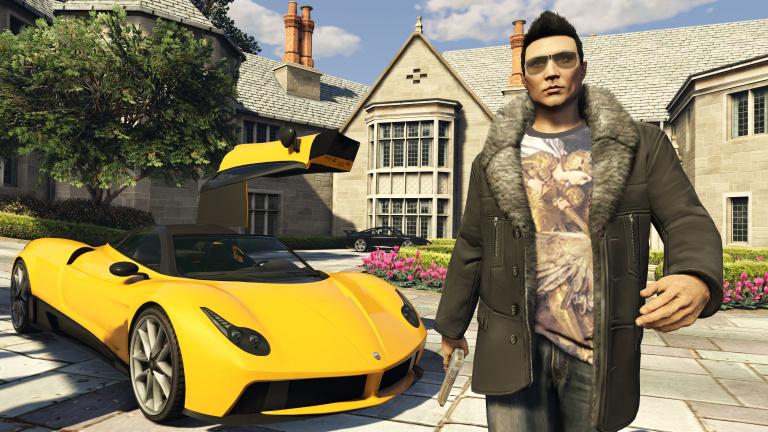 Du contenu luxueux pour GTA Online