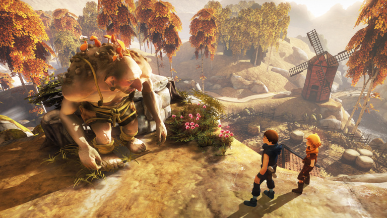 Brothers : A Tale of Two Sons porté sur PS4 et Xbox One ?