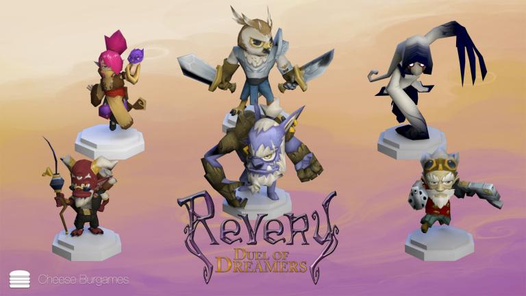 Revery : Un jeu d'échec empreint de fantasy