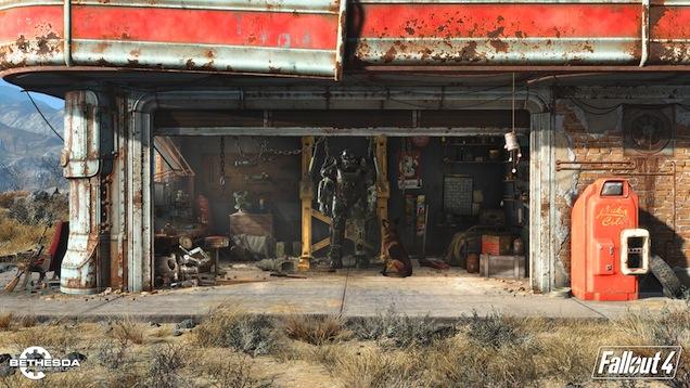 Fallout 4 : Le trailer de Bethesda