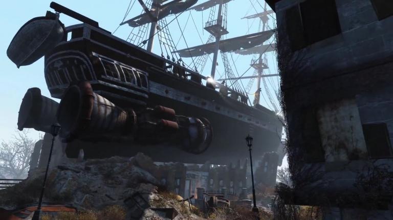 Abri 111 et aperçu de la Grande Guerre : Enfin un premier trailer pour Fallout 4 !