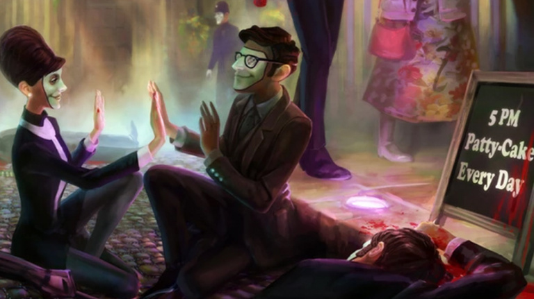 Lancement de la campagne Kickstarter de We Happy Few