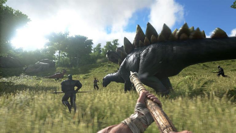 Ark : Survival Evolved, nos premières impressions