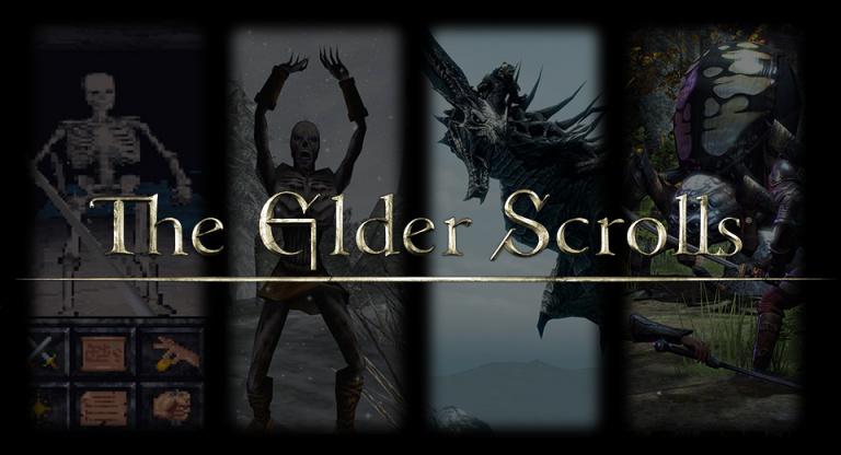 Les dessous du développement de la série The Elder Scrolls