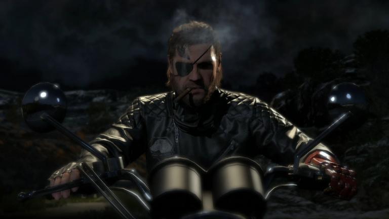 Kojima nous présente un bien joli artwork de Metal Gear Solid V