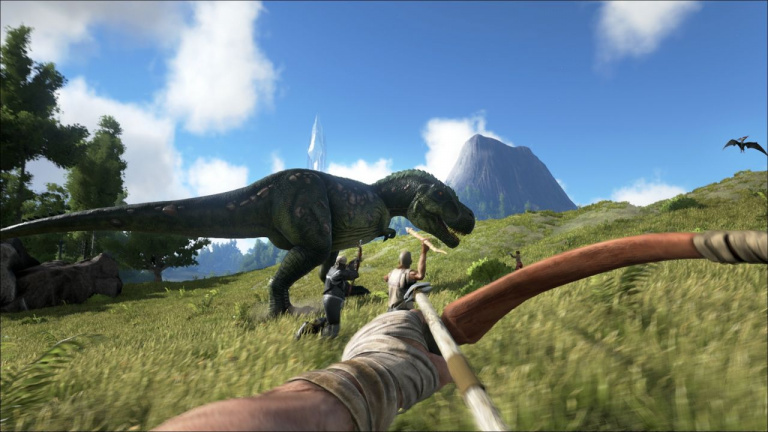 Un mode Hunger Games dans ARK : Survival Evolved