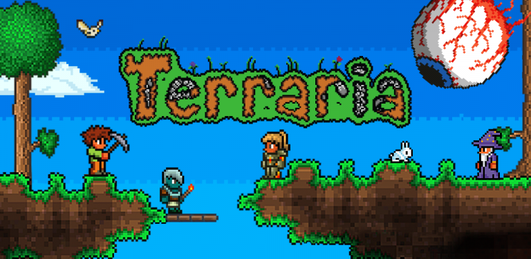 Terraria officialisé sur Wii U et 3DS