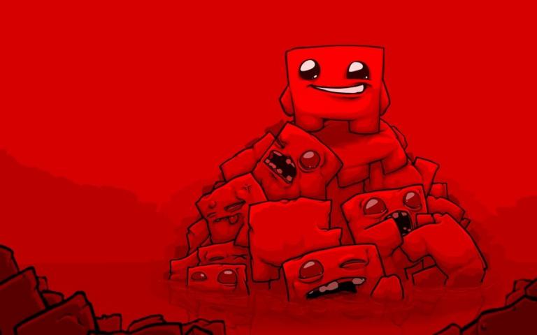Super Meat Boy débarquera sur PS4 et Vita d'ici la fin de l'année