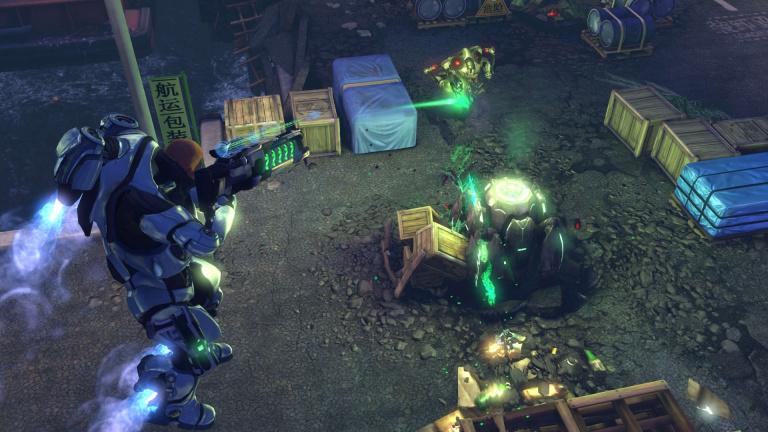 XCOM 2 : Les contrôles au pad disponibles pour plus tard