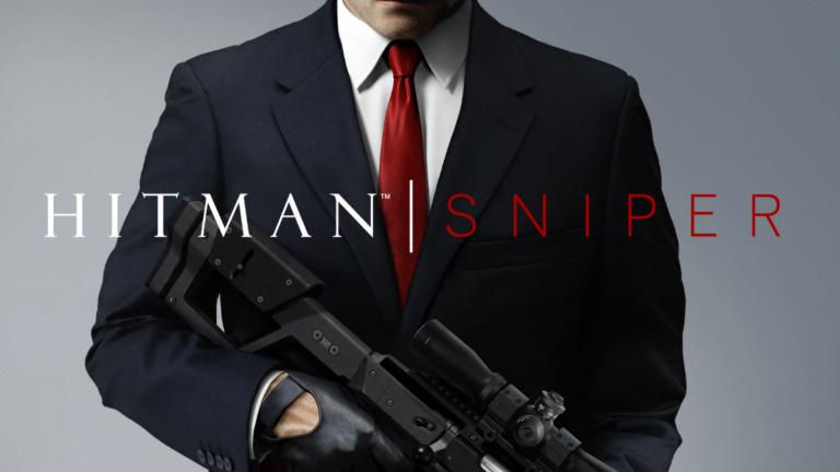 Hitman Sniper : L'ange tactile de la mort