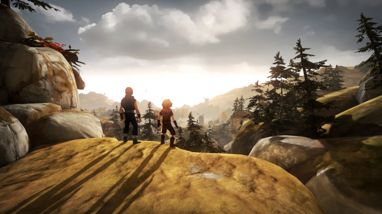 Brothers : A Tale of Two Sons confirmé sur mobiles, PS4 et Xbox One