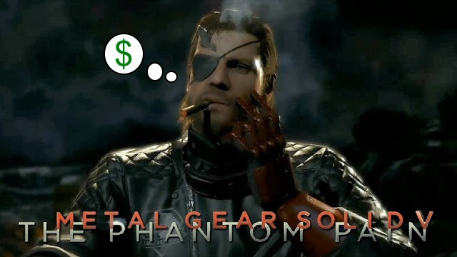 Metal Gear Solid V comportera des micropaiements