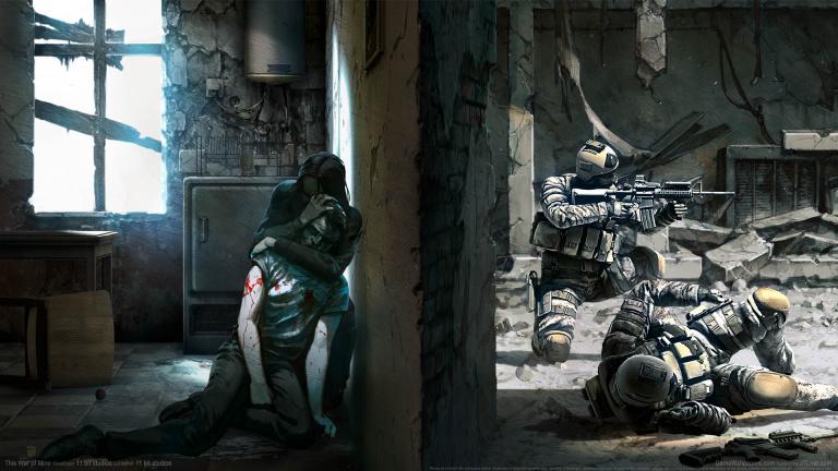 This War of Mine annoncé sur iOS et Android pour juillet 2015