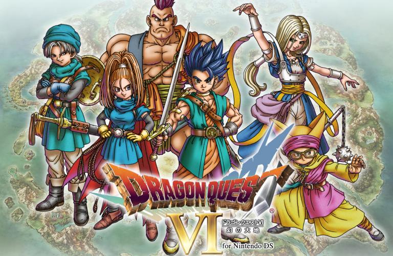 Dragon Quest VI disponible sur mobiles au Japon