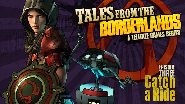 L'épisode 3 de Tales from the Borderlands sortira le 23 juin
