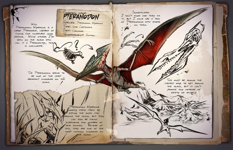 Guide du dressage du Pteranodon Ark Survival Evolved