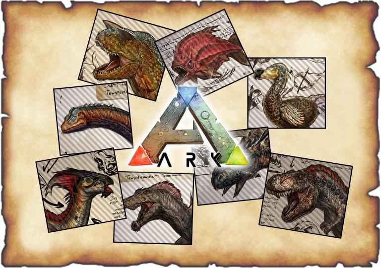 Guide du dressage du Phiomia Ark Survival Evolved