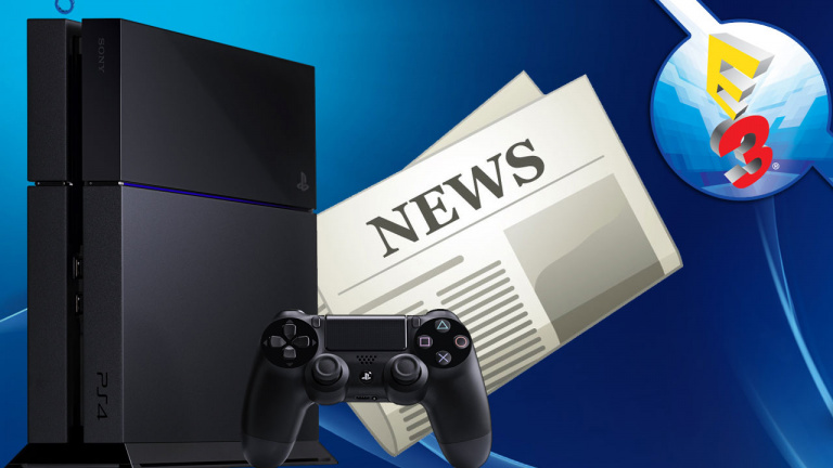 E3 2015 : Toutes les news PS4