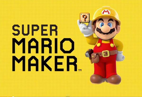E3 2015 : Mario Maker rebaptisé en vidéo
