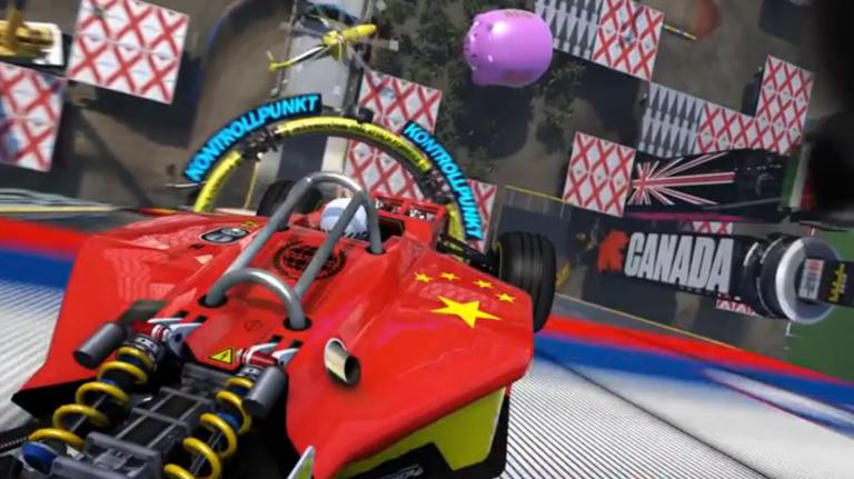 E3 2015 :  TrackMania Turbo démarre en trombe