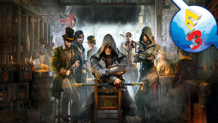 E3 2015 : Le trailer d'Assassin's Creed Syndicate