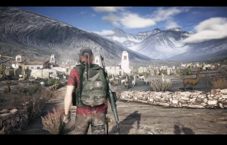 E3 2015 : Ubisoft annonce Ghost Recon Wildlands