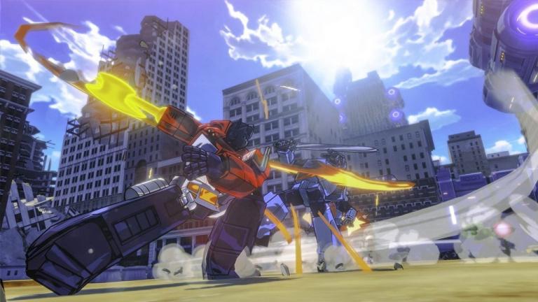 E3 2015 : Transformers Devastation, première vidéo signée Platinum