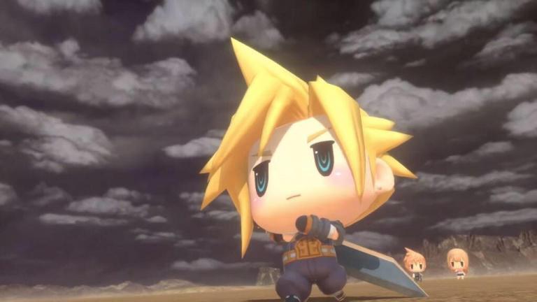 E3 2015 : World of Final Fantasy annoncé sur PS4 et PS Vita