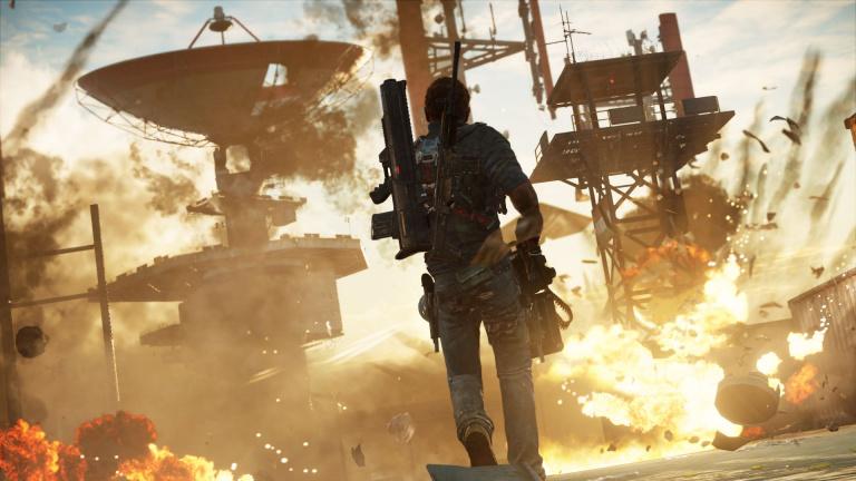 Just Cause 3 : Rico Rodriguez revient pour le meilleur et pour le pire... : E3 2015