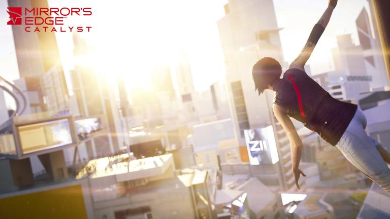 Mirror's Edge Catalyst et son gameplay s'infiltrent dans l'open world : gamescom