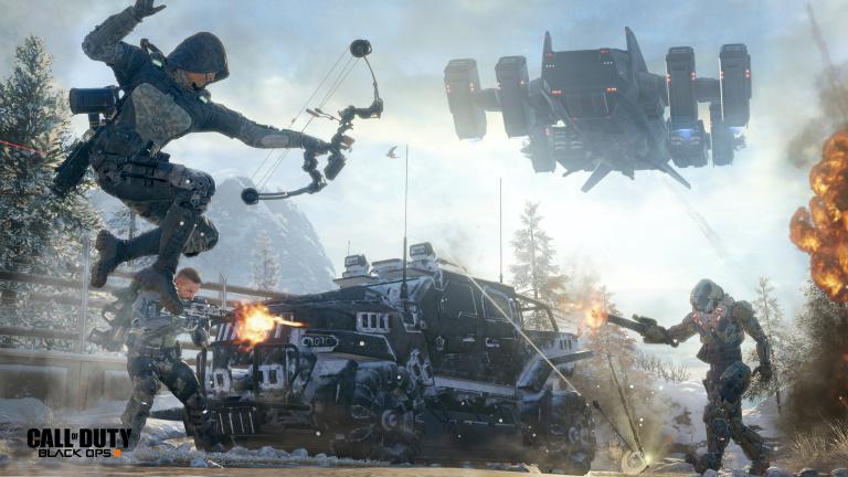 Call of Duty : De la médaille de l'honneur à l'appel du devoir