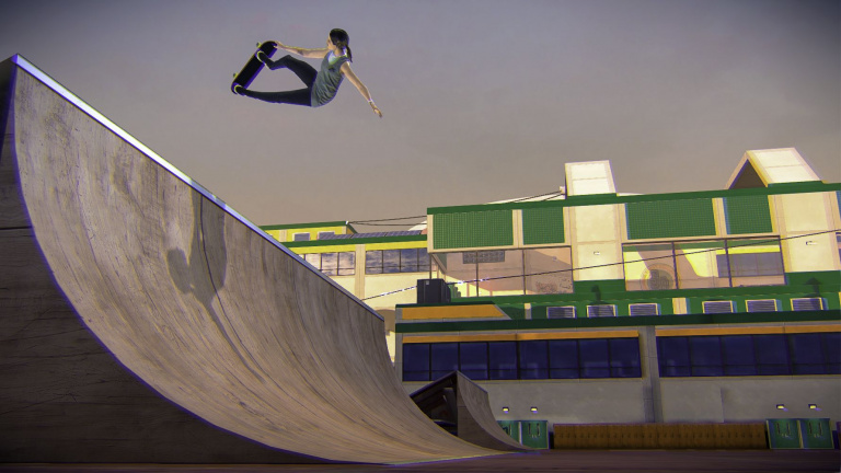 Tony Hawk's Pro Skater 5, un épisode très roots - E3 2015